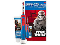Oral-B Star Wars/Frozen Gift Pack (Electric Toothbrush) from a smoke&pet free house