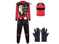 Katara - Ninja Warrior Fancy Dress Outfit, Costume For Boys 8-10 years