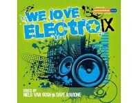 we love electro IX Niedersachsen - Hildesheim Vorschau