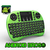 ANDROID BROS® TV BOX Rii Wireless Keyboard*RATED #1