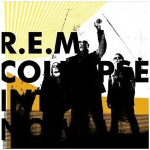 R.E.M - COLLAPSE INTO NOW Ltd Edition Digipack CD (NEW & SEALED) #0093624962717