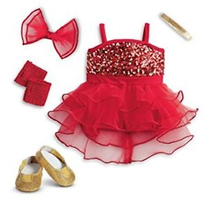 American Girl Sparkly Jazz Outfit for Dolls