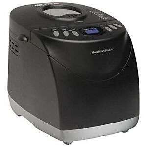 Hamilton Beach HomeBaker Breadmaker (Black)