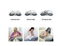 New adjustable breastfeeding cushion