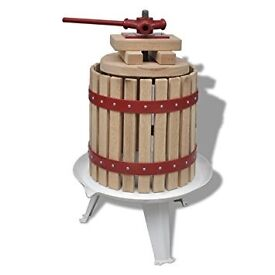 Fruit and Wine Making Press Cider Juice 12 Liter