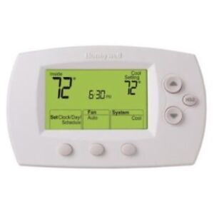 Honeywell focus pro programmable thermostat