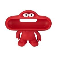 New,Beats Dude Stand for Pill Portable Speaker (Red)