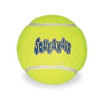 Kong Air Kong Squeaker Tennis Ball - Medium (Loose)