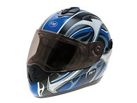 New FM motor bike helmet size 57-58