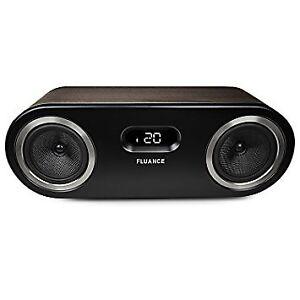 URGENT - BRAND NEW (In Box) Fi50 Wireless Bluetooth Wood Speaker
