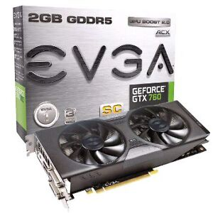 Two GTX 760sc 2gb video cards