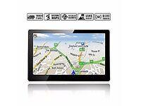 Noza Tec Bluetooth Sat Nav Truck GPS