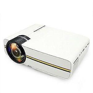 NEUF Projecteur Intelligent LED GUARANTIE 6 mois NEW smart projector
