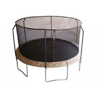 14ft Trampoline with Net and all Parts.
