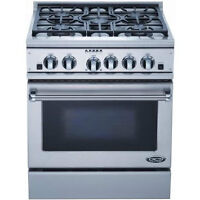 DCS by Fisher and Paykel Professional Range
