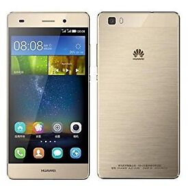 Huawei P8 Lite. Perfect condition, full working, looks like new