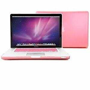 "Apple MacBook Pro 15"" Retina Non-CD/DVD Drive Translucent Hardcover Microshield Shell Protector Case & Keyboard Cover"