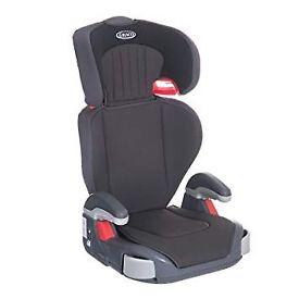 2 X Graco Junior Maxi Lightweight Highback Booster Car Seats Group 3
