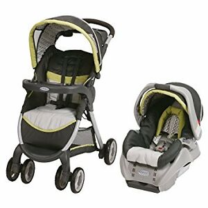 Graco classic connect travel system with 2 bases
