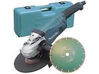 "9"" Angle Grinder - Hire"