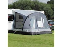 KAMPA FIESTA AIR 350 blow up inflatable awning in EXCELLENT condition - TENT CARAVAN