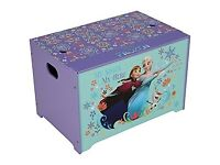 Frozen Toy box new