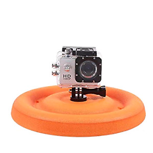 New. Frisbee floating mount for a Go Pro