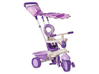 purple trike ,used but good condition