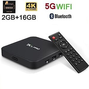 Android Boxes w/ KODI 17.4 (1-3 GB), Mini Keyboards, $30 Tuneups