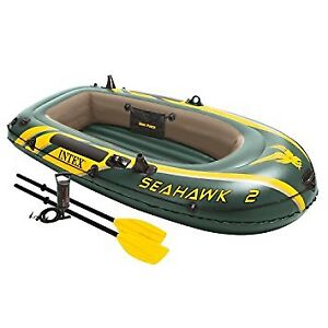 2 inflatable boats