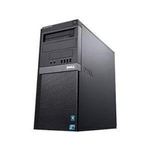 Dell tower with Intel Core i5 3.10Ghz Quad Core CPU 500GB HD