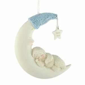 BNIB ~ Snowbabies Ornament ▪ Moon Beam – Boy