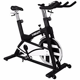 Extremely quite MiraFit Pro II Cardio Exercise Bike in great condition - for sale