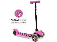 Y Glider scooter