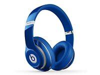 beats studio 2.0 blue headphones 100% genuine boxed