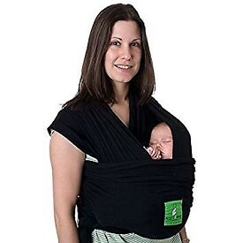 Kari me black sling carrier