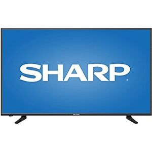 "55"" Sharp 1080p LED Roku Smart TV"