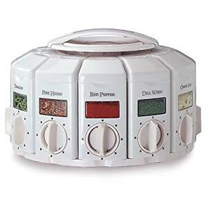 KitchenArt 25000 Select-A-Spice Auto-Measure Carousel
