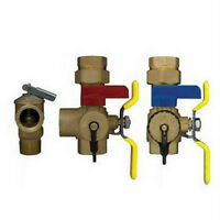 "New ""Webstone"" tankless water heater service valve kits"