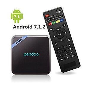 Calgary Local - ANDROID TV BOX FREE DELIVERY - PRO 7.1 KODI 17.6 - MOVIES, TV SHOWS, LIVE TV, SPORTS