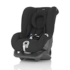 Britax Römer FIRST CLASS PLUS (Birth-18kg) Car Seat - Cosmos Black, used, excellent condition