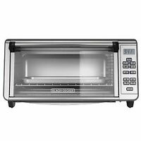 MOVING SALE: Black and Decker convection toaster ove