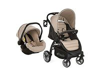 Hauck lift up 4 and car seat