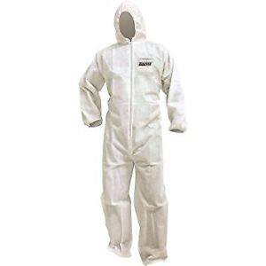 PAINTER COVER SUIT FOR SPRAY PAINTING