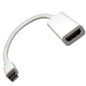 MINI Display Port DP to HDMI Adapter For MacBook Pro Airfddddswe