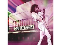 Queen: A Night at the Odeon Super Deluxe Set - Brand new/sealed
