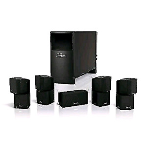 Bose Acoustimass 10 Series IV 5.1 Home Theater MINT CONDITION