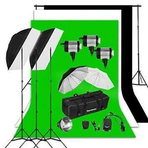 CHERCHE MATERIEL POUR STUDIO PHOTOGRAPHIE : TOILE, BACKGROUND, E