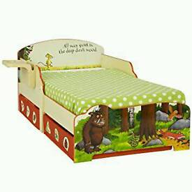 Gruffalo toddlers bed