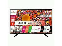 LG 49UH610V 49 Inch Web OS SMART 4K Ultra HD TV with HDR